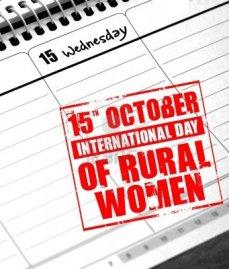 International Day for Rural Women